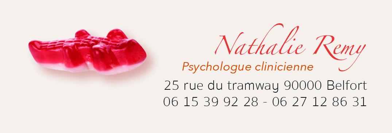 Des crocrodiles pour une psy belfortaine : Nathalie Remy