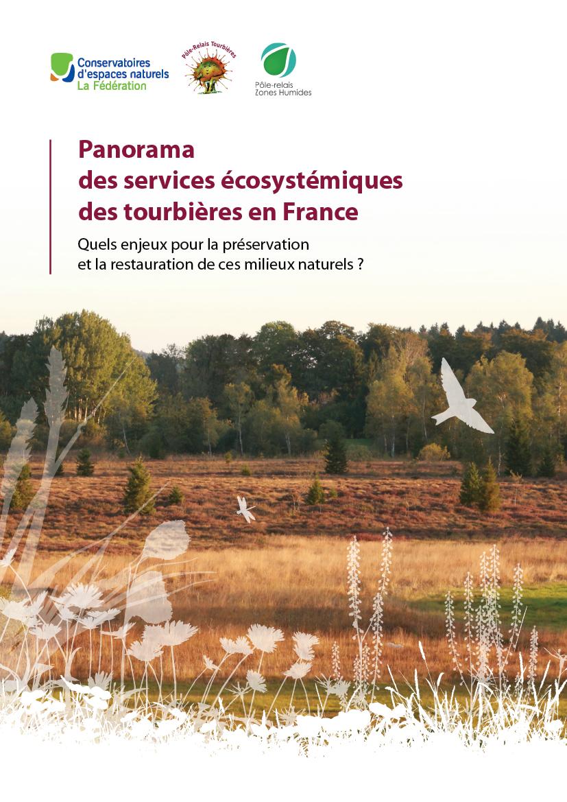Ebook : Services écosystémiques des Tourbières