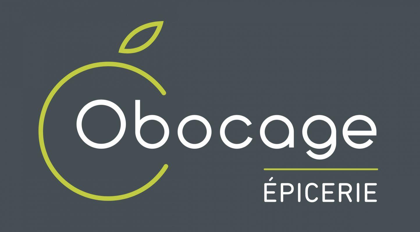 Obocage : l'épicerie multi services.. identité – signalétique  – print et web